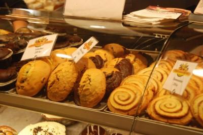 Classic pastries (tebollur og snuður)